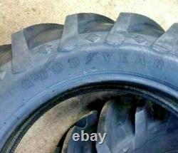 1 new 12.4-28 Goodyear Traction Sure Grip Original Tractor Tire
