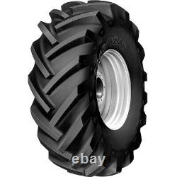 2 Tires Goodyear Sure Grip Traction 7.6-15 Load 6 Ply Tractor