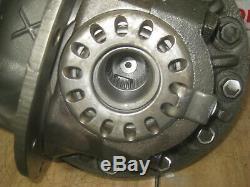 3.55 SURE GRIP POSI Mopar Dodge Plymouth 8.75 Dart Duster Barrecuda CASE 741 742