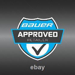 Bauer NSX Quad Roller Skates -Sure-Grip Competitor Aluminium Plate -Custom Build