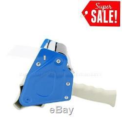 Bira 3 Inch Heavy Duty Tape Gun Dispense + free 3 inch X 55 Yd