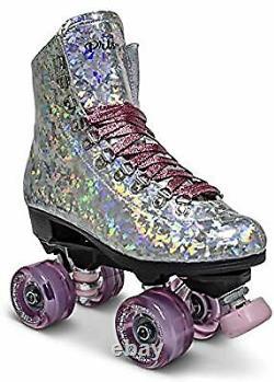 Brand New Pink Prism Roller Skates Mens size 5 (Indoor/Outdoor)