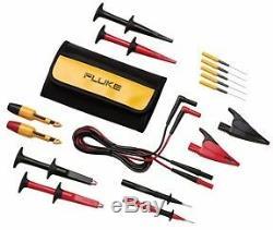 FLUKE TLK282 SureGrip Deluxe Automotive Test Lead Kit
