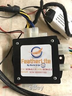 FeatherLite by Sure Grip Physically Disabled Hand Controls 1/2 Price of New