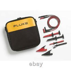 Fluke TLK-220 SureGrip Industrial Test Lead Kit