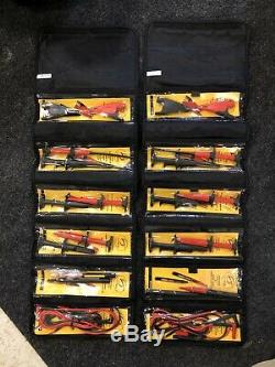 Fluke TLK-225 SureGrip Probes, Clips and Lead Set FREE SHIPPING