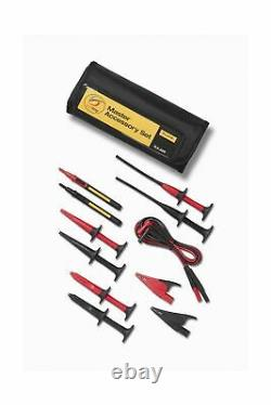 Fluke TLK225 Sure Grip Master Accessory Set Test Lead Hook Clip Industrial New