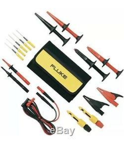 Fluke TLK282 SureGrip Deluxe Automotive Test Lead Kit 169.99 & Free Pri-Mail