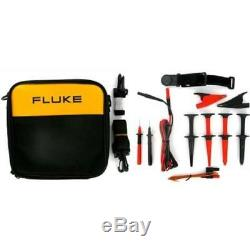 Fluke TLK289 Industrial Master SureGrip Test Lead Set