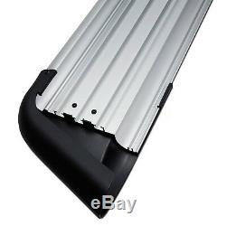 For Ram 1500 Classic 19 Running Boards 6 Sure-Grip Cab Length Black Running