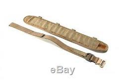 HSGI Suregrip Padded Belt/1.75 Cobra Belt Combo-Multicam-Coyote-OD-BK-Highlander