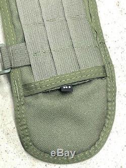 HSGI Suregrip Padded Belt-No Inner Belt Size Medium (35.5) OD