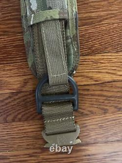 HSGI suregrip slim battlebelt large multicam cobra belt