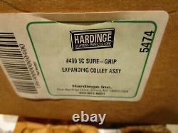 Hardinge 18690000000400, 5C, #400 Sure Grip Expanding Collet, C0009
