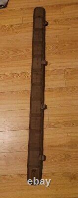 Hsgi sure grip padded belt black high speed gear tactical 46 length