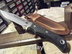 Knives Of Alaska 9 1/2 Magnum Wolverine D2 Tool Steel Sure Grip Handle 158fg