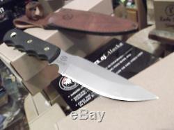 Knives Of Alaska The Bush Camp 10 1/2 Suregrip Fixed Blade Knife 014fg Superior
