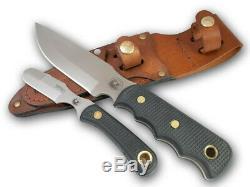 Knives of Alaska 2 Knife Bush Camp Muskrat Combo Suregrip Hunting Hunter 00307FG