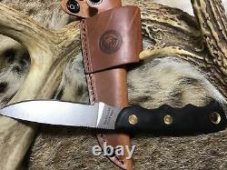 Knives of Alaska Alpha Wolf S30V Suregrip New In Box