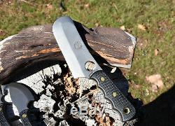 Knives of Alaska Knife Triple Combo Suregrip #00030FG NIB D2 Steel Tool Combo