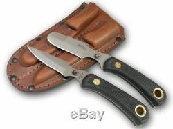 Knives of Alaska Muskrat/Cub Bear Knives Combo, Suregrip Handle, Black, 00095FG