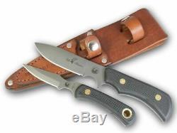 Knives of Alaska Trekker Elk Hunter Cub Combo D2 Knives, Suregrip 00198FG
