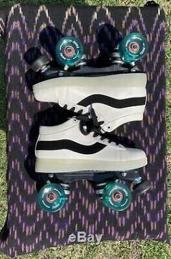 Light up Park Skates Womens Size 6 Full Skate Package