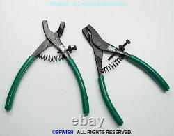 NEW SK Tools 7676 Sure Grip Convertible Retaining Ring Plier Set PLEASE READ