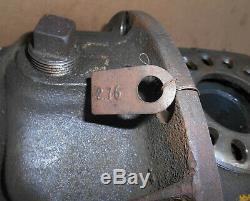 NOS MOPAR sure grip differential 2.761 gears 489 case 7290 Carlisle delivery