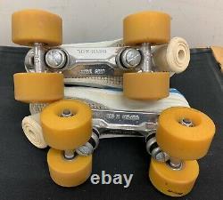 New Vintage Nike Roller Skates Size 7 wheels KR Street Roller All New