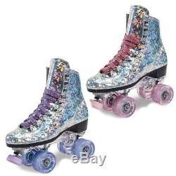 Outdoor Roller Skates Prism Colorful High Top Skate