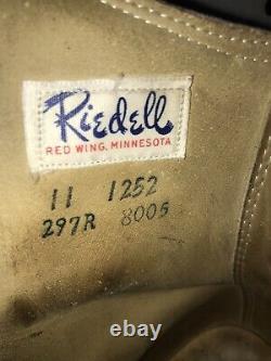 Riedell 297 Black Mens 11 Sure Grip Century Artistic Plates All American Wheels