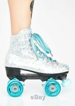 Roller Skates Hologram Size 7