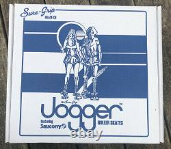 Saucony Sure-Grip Jogger skates Sz Mens 7