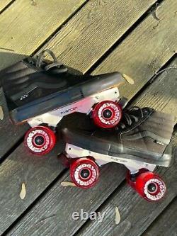 Size 10 Men's Custom Vans Roller Skates