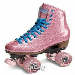 Stardust Glitter Indoor outdoor Roller Skates