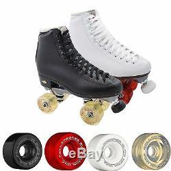 Sure Grip Artistic Roller Skates Fame Bones Elite Size 1-14