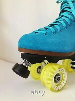 Sure-Grip Boardwalk Outdoor Rollerskates (like Moxi Lolly Skates) Mens Size 8