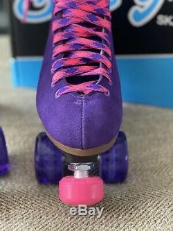 Sure Grip Boardwalk Skates Purple (Size 7 Men)