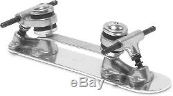 Sure-Grip Classic Stopless Plate with Trucks Sold As A Pair