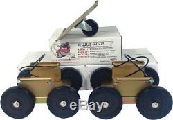 Sure Grip Driveable Snowmobile Dolly Long 3 Piece Set