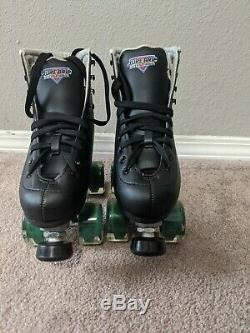 Sure-Grip Fame Outdoor Roller Skates