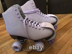 Sure Grip Lavender Boardwalk Size 6 Limited Edition