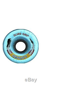 Sure Grip Outdoor Gravity Glitter Skate wheels (NOT Moxi Lolly skates)