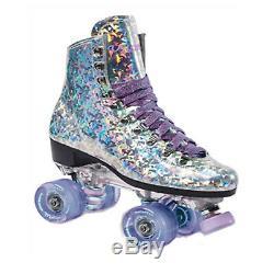 Sure Grip Prism Outdoor Roller Skate Men Size 5-10 Purple Prism