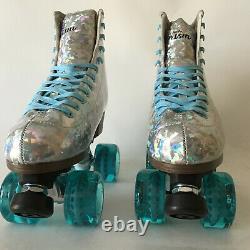 Sure-Grip Prism Plus LE Skates Silver 9.0