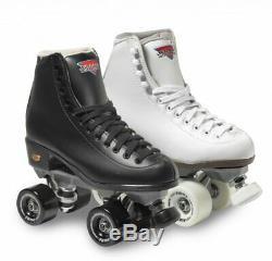 Sure-Grip Quad Roller Skates Fame-Size 11 Black ONLY