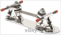 Sure Grip Roller Skate Plates Snyder Super Deluxe