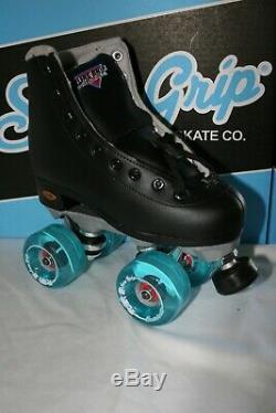 Sure Grip Roller Skates Fame with Boardwalk outdoor wheels