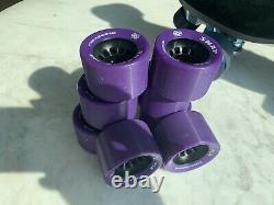 Sure Grip Roller Skates Size 13 Barely Used Comes With 8 Atomic Snap Wheels